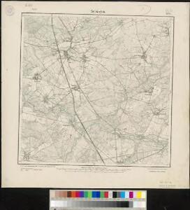 Meßtischblatt 1208 : Selsingen, 1918