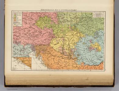 Ethnog. Austria-Hungary