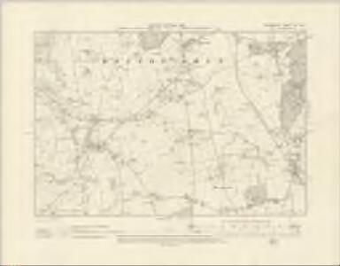 Shropshire XII.NW - OS Six-Inch Map