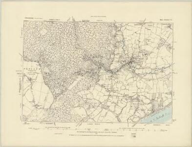Gloucestershire XXXVIII.NE - OS Six-Inch Map