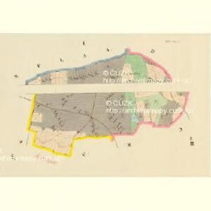Lohm - c4213-1-001 - Kaiserpflichtexemplar der Landkarten des stabilen Katasters