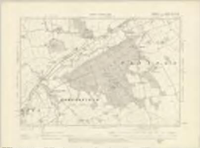 Norfolk CVII.NW - OS Six-Inch Map