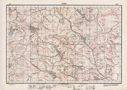 Lambert-Cholesky sheet 3470 (Lunca)