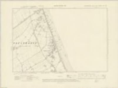 Lincolnshire LVIII.W - OS Six-Inch Map