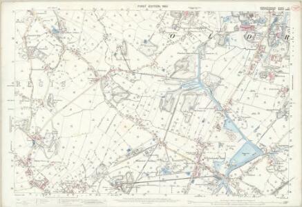 Worcestershire V.1 (includes: Oldbury; Rowley Regis) - 25 Inch Map