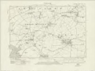 Wiltshire XXXIX.NW - OS Six-Inch Map
