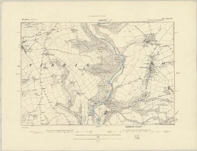 Devonshire XCVIII.NW - OS Six-Inch Map