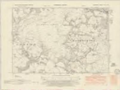 Glamorgan XXIII.SW - OS Six-Inch Map