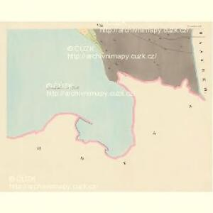 Boschilletz - c0425-1-006 - Kaiserpflichtexemplar der Landkarten des stabilen Katasters