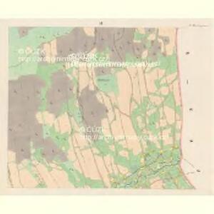 Stary Ehrenberg - c7264-2-006 - Kaiserpflichtexemplar der Landkarten des stabilen Katasters