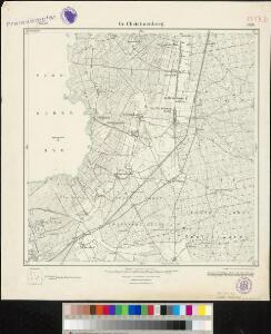 Meßtischblatt 1150 : Gr. Christinenberg, 1928