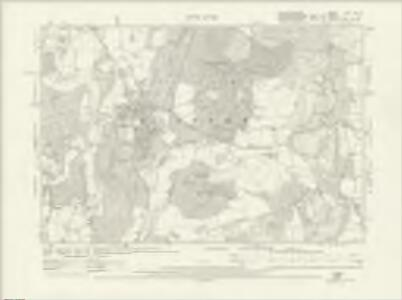 Herefordshire XLII.NW - OS Six-Inch Map