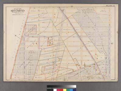 Part of the Town of New Utrecht, Kings Co., N.Y.
