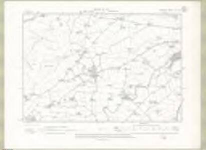 Ayrshire Sheet XII.SE - OS 6 Inch map