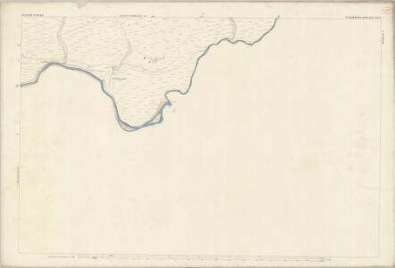 Cumberland LII.11 (includes: Alston with Garrigill) - 25 Inch Map