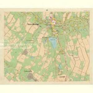 Schönlinde - c3522-1-004 - Kaiserpflichtexemplar der Landkarten des stabilen Katasters