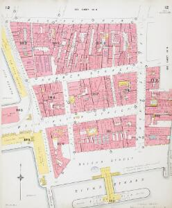 Insurance Plan of Hull (Yorkshire): sheet 12