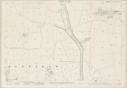 Yorkshire CCVII.10 (includes: Bubwith; Ellerton; North Duffield) - 25 Inch Map