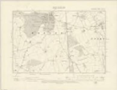 Shropshire XXII.NE - OS Six-Inch Map