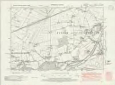 Lancashire CIX.SE - OS Six-Inch Map
