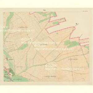 Taus (Domazlice) - c1433-1-006 - Kaiserpflichtexemplar der Landkarten des stabilen Katasters
