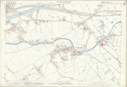 Lancashire CXVI.6 (includes: Appleton; Grappenhall; Stockton Heath; Warrington) - 25 Inch Map