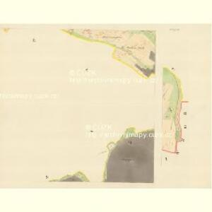 Gösling - m1293-1-005 - Kaiserpflichtexemplar der Landkarten des stabilen Katasters