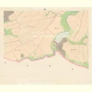 Serowitz - c9451-1-007 - Kaiserpflichtexemplar der Landkarten des stabilen Katasters