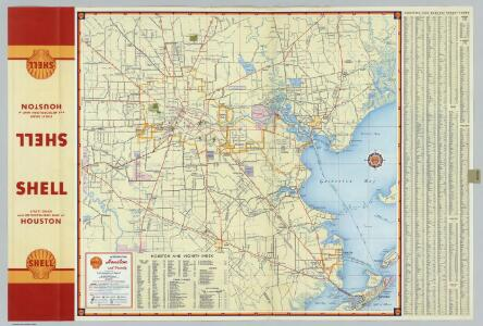 Metropolitan Houston and Vicinity.