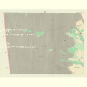 Wschetetsch (Wssetec) - c8913-1-002 - Kaiserpflichtexemplar der Landkarten des stabilen Katasters