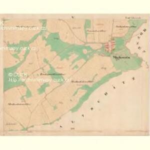Zahradka - c9069-1-005 - Kaiserpflichtexemplar der Landkarten des stabilen Katasters