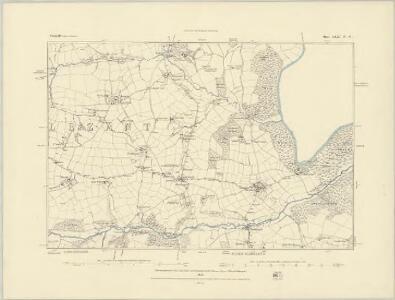 Cornwall XXIII.SE - OS Six-Inch Map