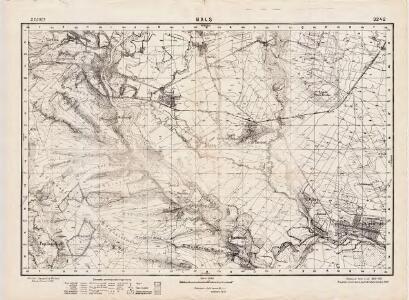 Lambert-Cholesky sheet 3242 (Balş)