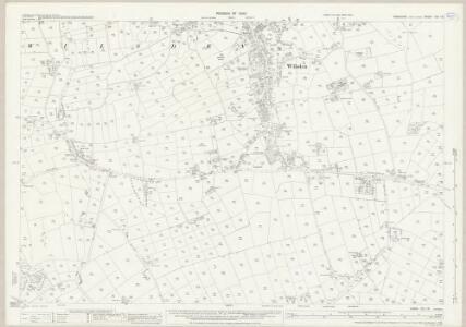 Yorkshire CCI.13 (includes: Bingley; Bradford; Denholme) - 25 Inch Map