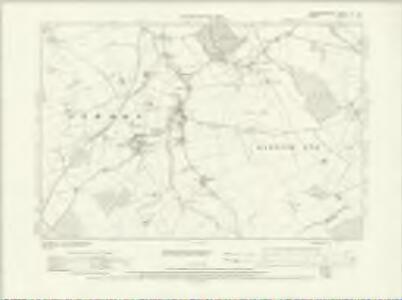 Cambridgeshire LX.SE - OS Six-Inch Map