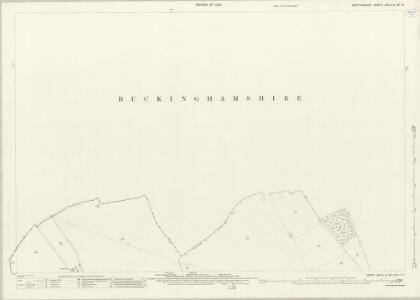 Hertfordshire XVII.9 & XVI.12 (includes: Mentmore; Tring Rural; Wing; Wingrave with Rowsham) - 25 Inch Map