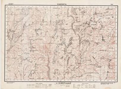 Lambert-Cholesky sheet 2147 (Chiacovatul)