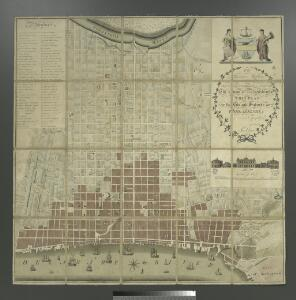 To Thomas Mifflin, governor and commander in chief of the state of Pennsylvania, this plan of the city and suburbs of Philadelphia is respectfully inscribed by the editor, 1794 / A.P. Folie del. ; R. Scot & S. Allardice sculpsit.