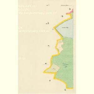 Böhmisch-Fellern - c0977-1-004 - Kaiserpflichtexemplar der Landkarten des stabilen Katasters