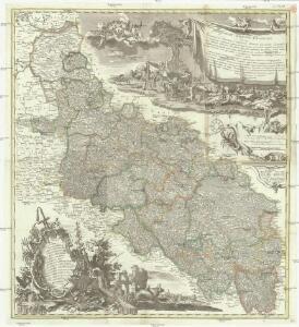 Novissimum Silesiae Theatrum id est exactissimus superioris et inferioris Silesiae, comitatus Glacensis, et confinium regnorum schematismus