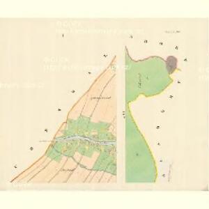 Seitendorf (Siwotice) - m0704-1-001 - Kaiserpflichtexemplar der Landkarten des stabilen Katasters