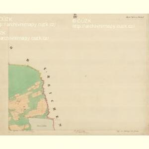 Gollnetschlag - c3144-1-005 - Kaiserpflichtexemplar der Landkarten des stabilen Katasters