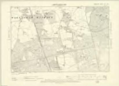 Berkshire XLVI.NE - OS Six-Inch Map