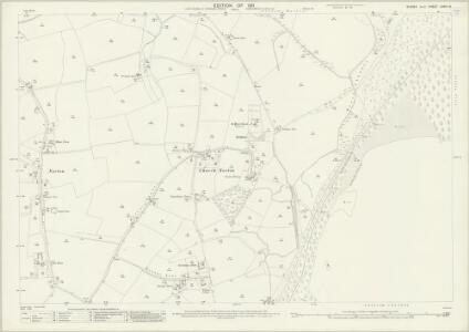 Sussex LXXIII.15 (includes: Selsey) - 25 Inch Map