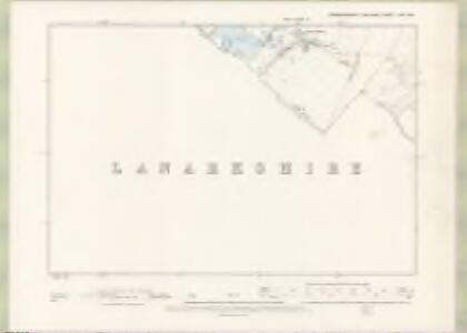Edinburghshire Sheet XVII.NW - OS 6 Inch map