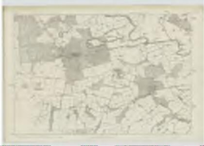 Perthshire, Sheet CVII - OS 6 Inch map
