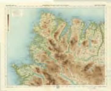 Cape Wrath & Tongue, Sheet 26  - Bartholomew's