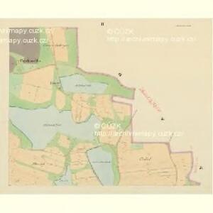 Malleschitz - c4411-1-002 - Kaiserpflichtexemplar der Landkarten des stabilen Katasters
