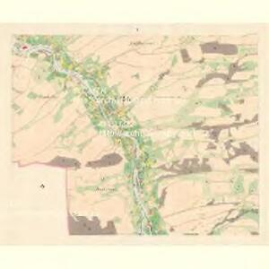 Söhle (Zilina) - m3665-1-004 - Kaiserpflichtexemplar der Landkarten des stabilen Katasters