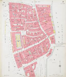 Insurance Plan of Hull (Yorkshire): sheet 9